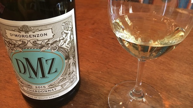 2015 De Morgenzon Chardonnay DMZ ($18.00) 89