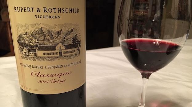 2014 Rupert & Rothschild Classique ($18.00) 90