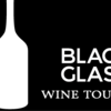 Black Glass Wine ...