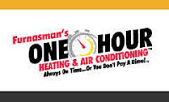 Furnasman's One Hour Heating & Air Conditioning