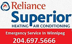Reliance Superior Heating & Air Conditioning