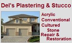 Del's Plastering & Stucco