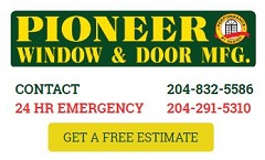 Pioneer Window & Door Mfg Ltd