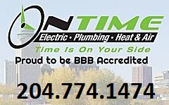 On Time Electric, Plumbing, Heating & Air Conditioning