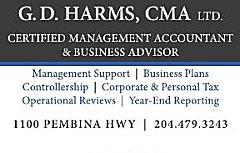G.D. Harms, CMA Ltd.