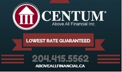 Centum Above All Financial Inc.