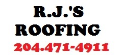 Website for R.J.'s Roofing