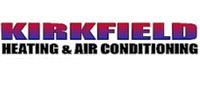 Website for Kirkfield Heating & Air Conditioning Ltd.