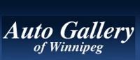 Website for Auto Gallery of Winnipeg Inc.