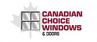 Website for Canadian Choice Windows and Doors