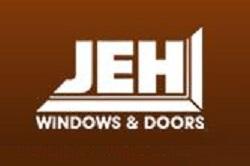Website for J.E.H. Windows & Doors Ltd.