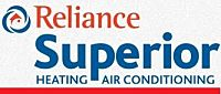 Website for Reliance Superior Heating & Air Conditioning