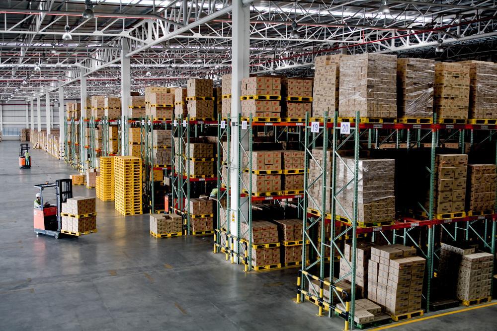 Amazon warehouse efficiency
