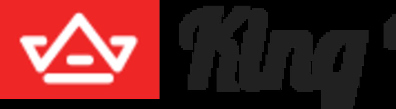 King writers logo