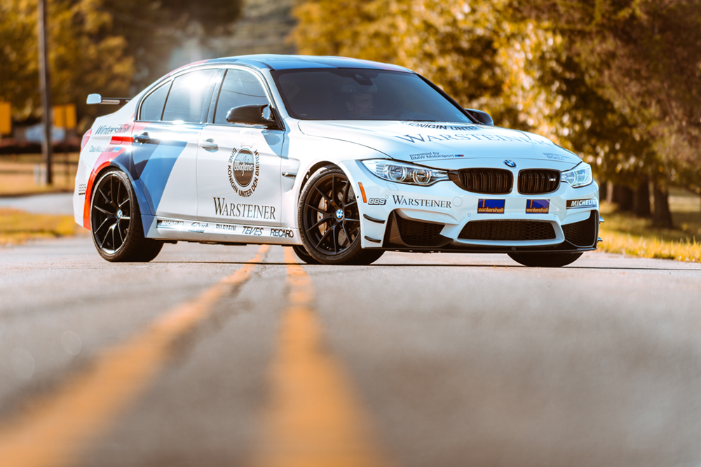 Bmw with livery 2