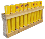 12 Tube Display Rack*
