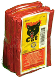 Black Cat Firecracker 4 Pack
