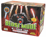 Beast Mode w/ Tiger Tail