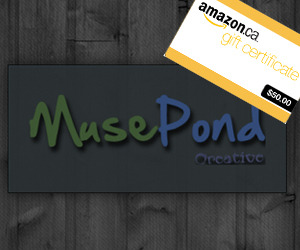 Musepond_creative_amazon_giveaway