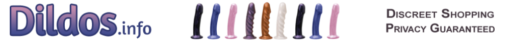 Dildos.info - Adult sex toy store with the largest selection of dildos and dongs online