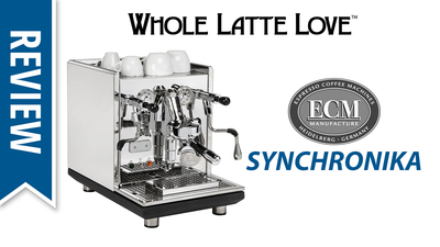 Review_ecm_synchronika_espresso_machine