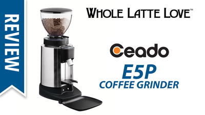 Review_ceado_e5p_espresso_coffee_grinder
