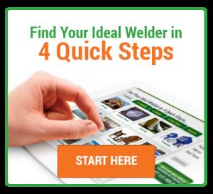 """Miller Weldmaster  """"Find Your Ideal Welder"""" Popup"""