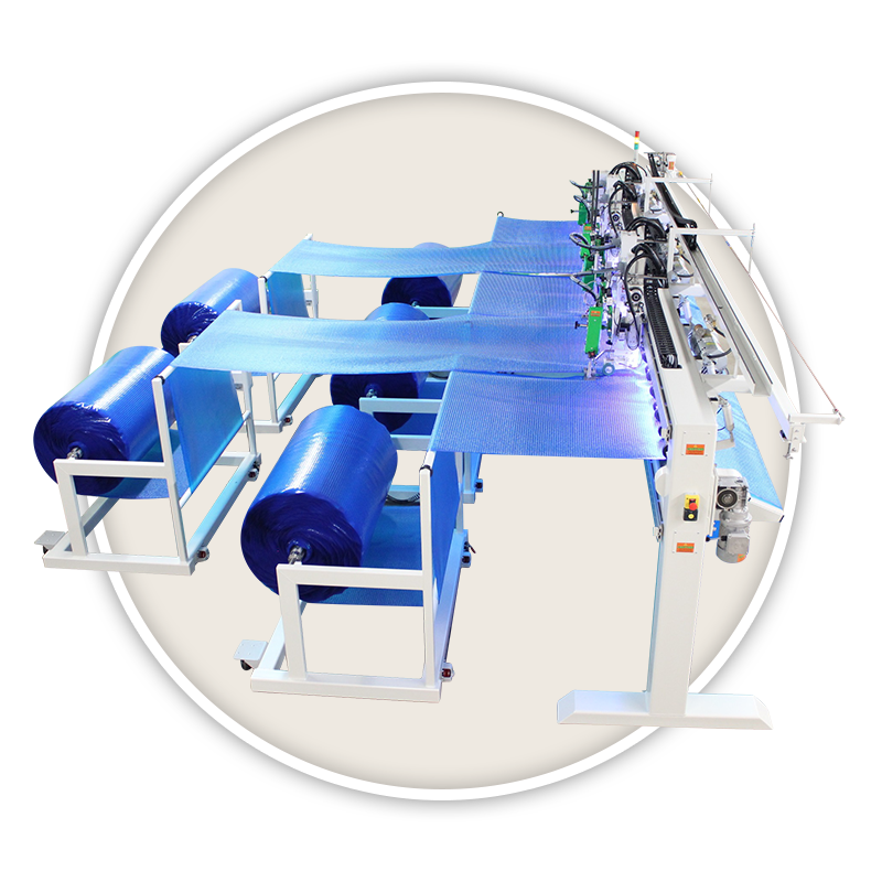 Automated Pool System Pool Cover Manufacturing
