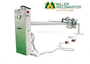 DH7600 Dual Edge Welding Machine