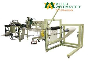 Weld Filter Tubes With Miller Weldmaster Machine