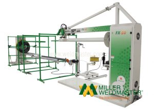 Automated Flexible & Spiral Ducting Welding Production Machine