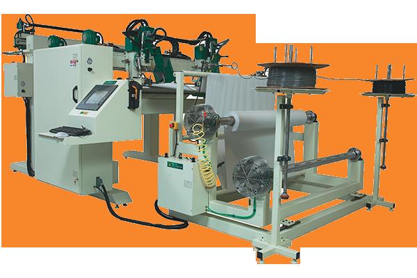 Automated Awning Welding Machine