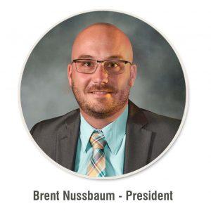 Portrait of Brent Nussbaum, Miller Weldmaster President