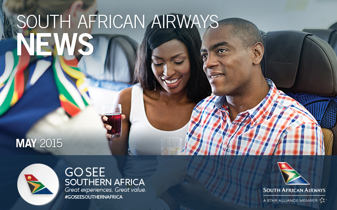South African Airways News - May 2015