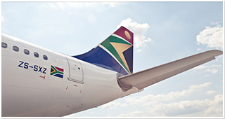 SAA honored as Top Producing Airline by South African Tourism
