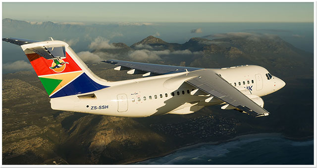 SAA and Airlink the first to offer flights between Pretoria and Cape Town