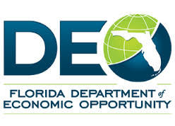 DEO logo from floridajobs.org