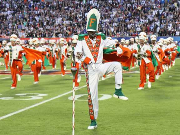 Former FAMU bandmember Robert Champion died after a hazing ritual in Orlando in 2011.