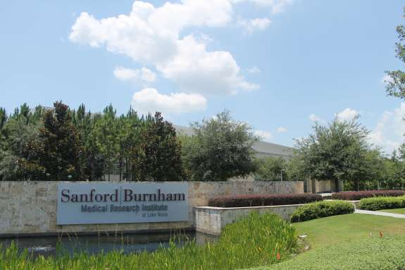 UF is backing out of its plan to takeover Sanford Burnham's Medical City location.