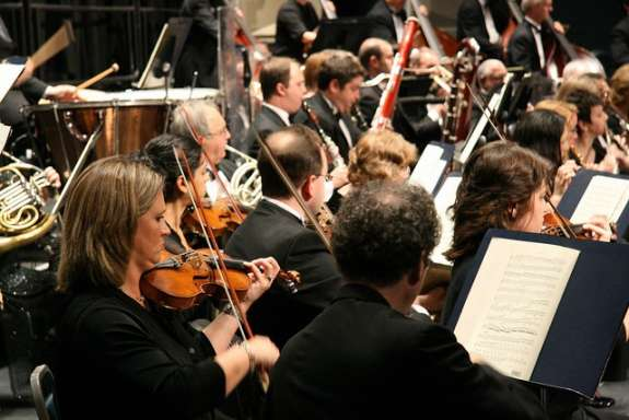 Orlando Philharmonic Orchestra. Photo courtesy of Orlando Philharmonic