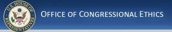Image: OCE logo, oce.house.gov