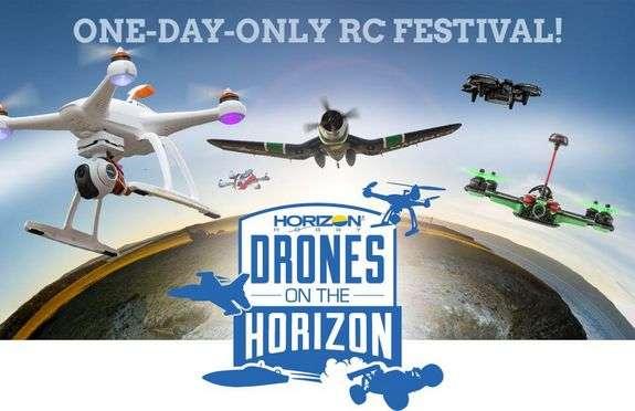 Image: Drones on the Horizon, horizonhobby.com