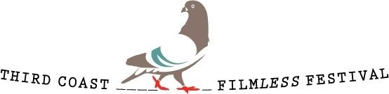Image: Filmless Festival logo, avalongallery.org