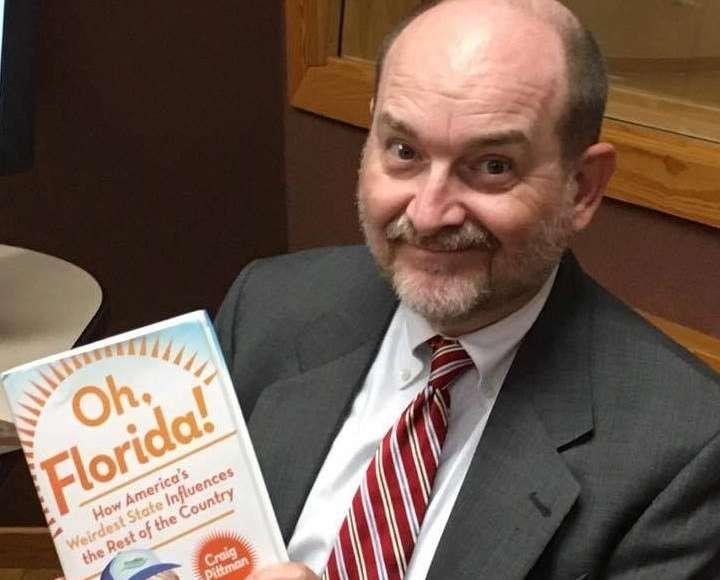 Craig Pittman, author of