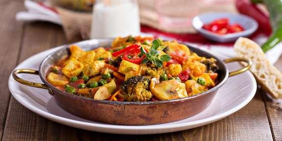 Image: Lemongrass Tofu and Vegetable Curry, curryfestfl.com