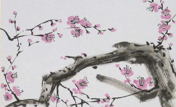 Image: Chinese Brush Painting, Teresa Lachowicz-Chin event page