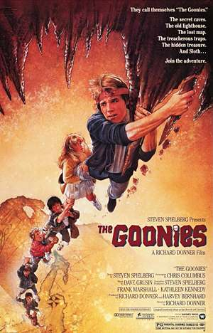 Image: The Goonies Movie Poster, wikipedia.org