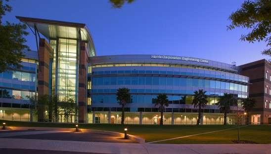 UCF's Engineering Building. Photo: UCF