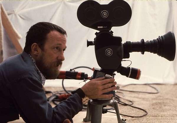 Image: Wakefield on the set of Bijou, courtesy of Jim Tushinski, orlandoweekly.com