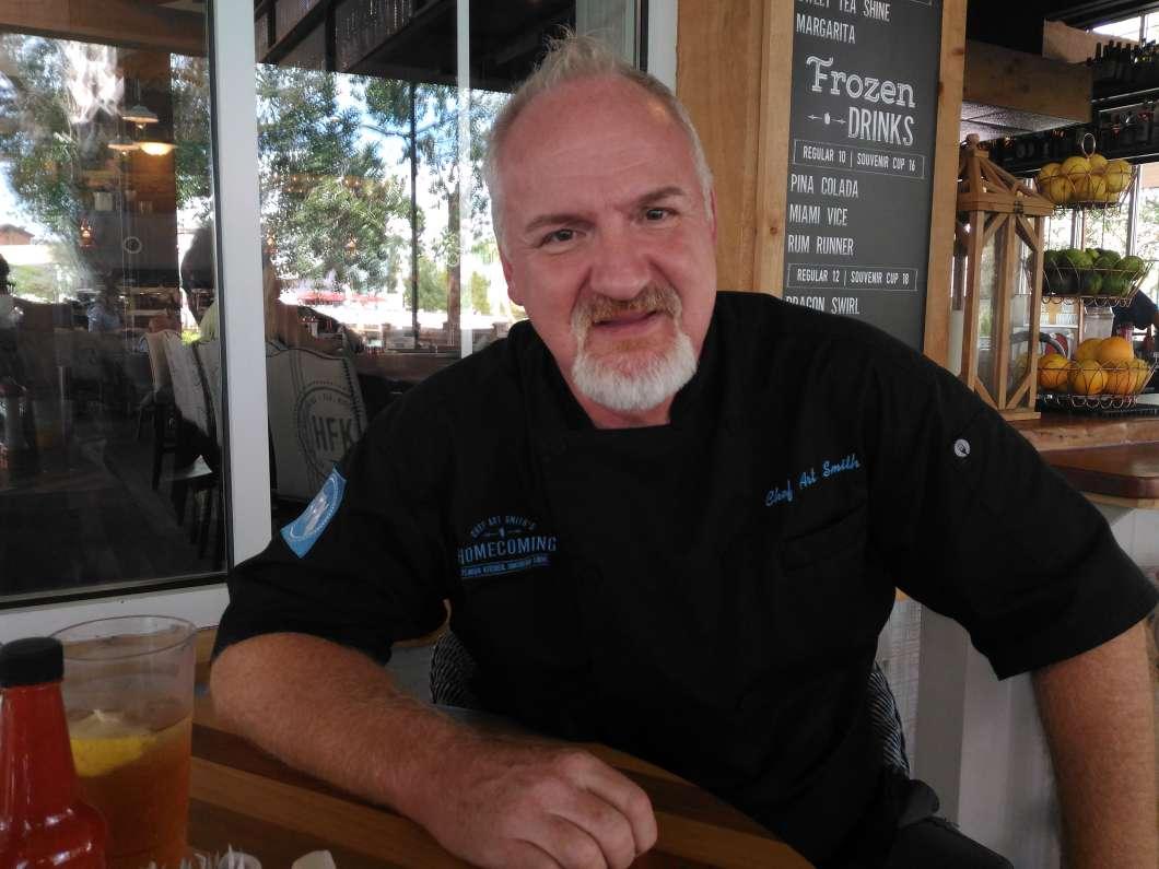 Chef Art Smith. Photo: Matthew Peddie, WMFE